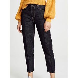 Current Elliott vintage cropped slim jeans NEW 25
